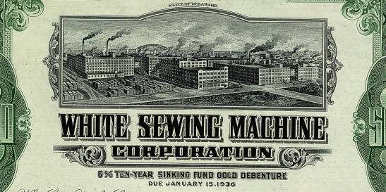 white machine company